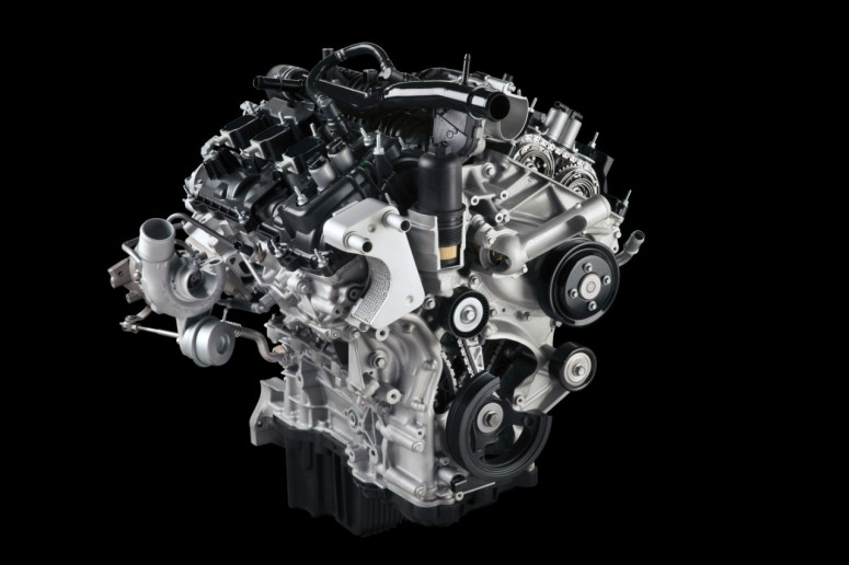 2016 Ford F-150 2.7-liter EcoBoost® V6 engine
