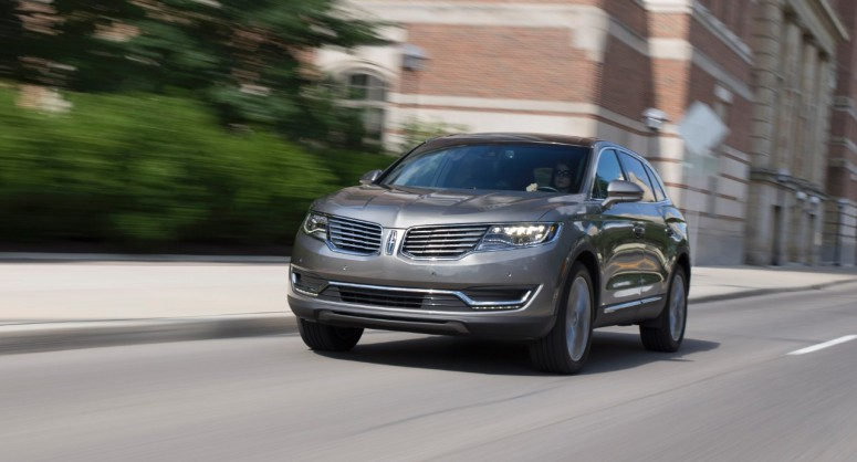 Lincoln_MKX_front